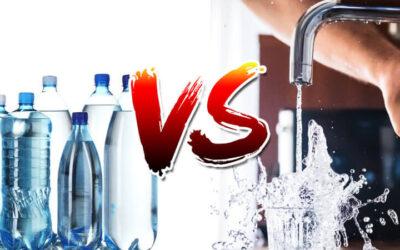 È meglio l'acqua in bottiglia o del rubinetto? Ecco quale vince e perchè
